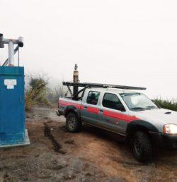 Programa de Estimulación de Precipitaciones para San Antonio y Casablanca